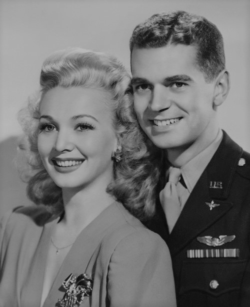 Image result for carole landis and captain tommy wallace