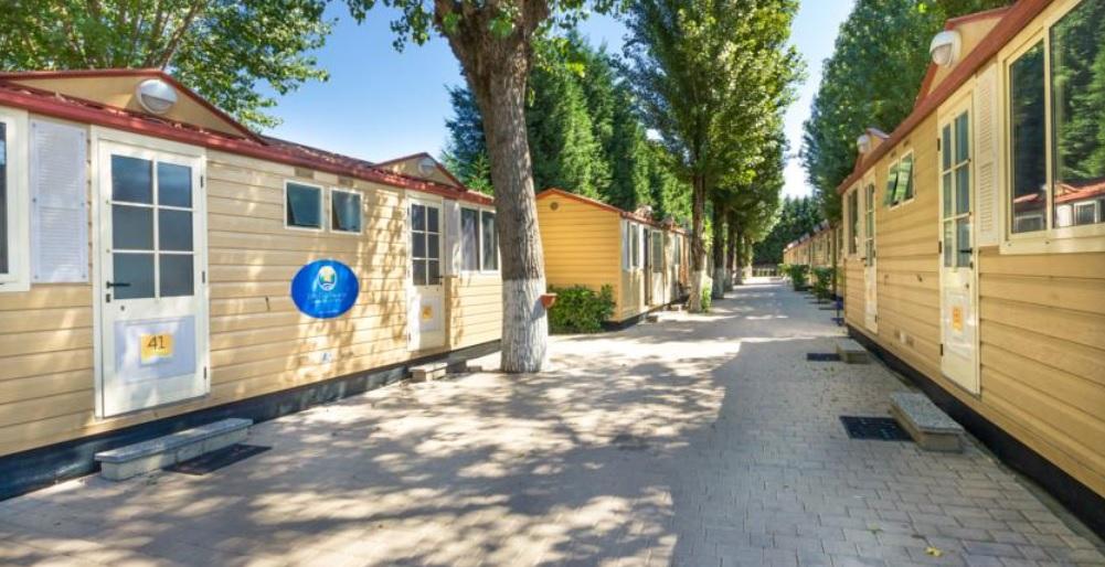Alojamiento barato Venecia - Camping Village Jolly