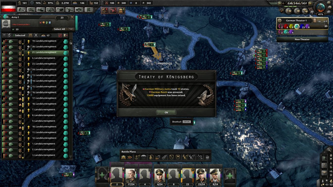 Germany - HOI4 - A New Power