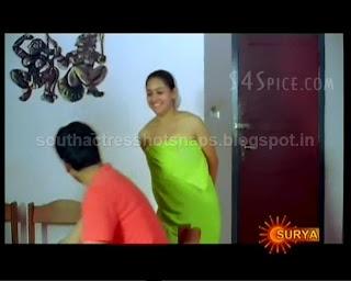 Malayalam Actress Roopa Sree Boob Show