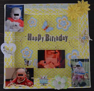 Happy Frame, Happy Birthday