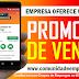 PROMOTOR DE VENDAS COM SALÁRIO DE R$ 1.110,24 PARA HORÁRIO COMERCIAL