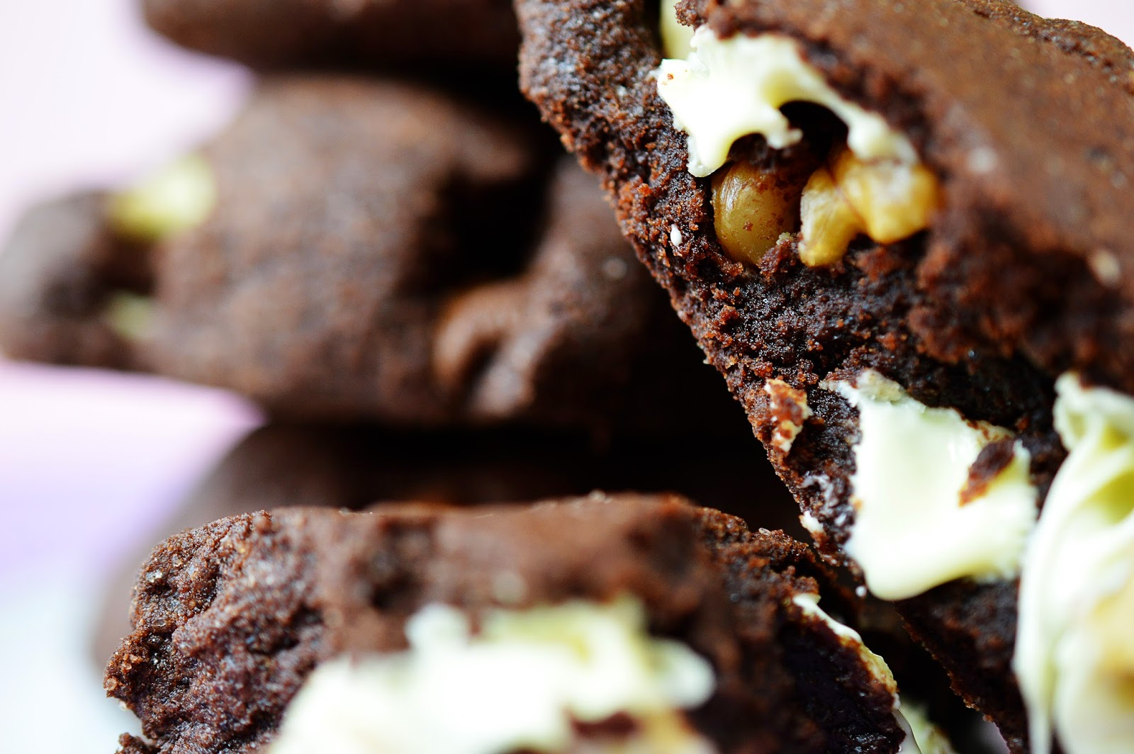 Triple Chocolate Cookies Recipe | Motte's Blog