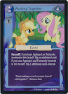 My Little Pony Working Together Premiere CCG Card