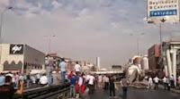 Yusuf Kaya'nın Ölümüne Sebep Olan Tankerin İGS Köprüsüne Çarpma Anı Canlı Videosu