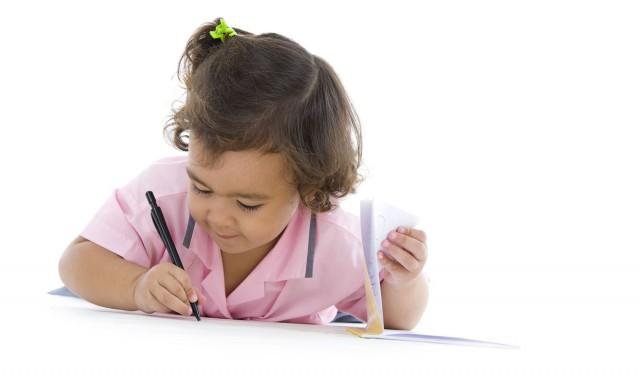 Cara Belajar Menulis Huruf dan Angka Bagi untuk Anak – Anak