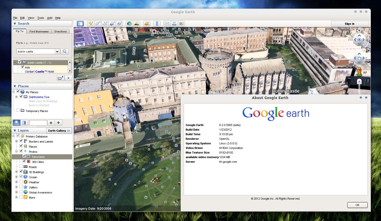 google earth 6.2.2 gratuit