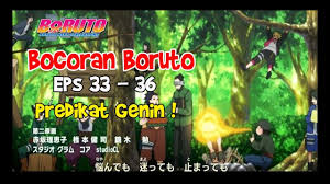 Bocoran Boruto Episode 33, 34, 35, 36: Kakashi Kembali Beraksi di Ujian Kelulusan Boruto?