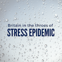 Britain in Throes of Stress Epidemic