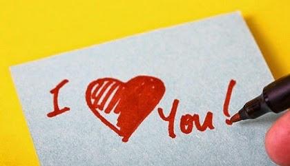 surat cinta paling romantis