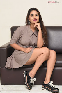 Neha Deshpande in Short Dress Spicy Pics   .xyz Exclusive Pics 006.jpg