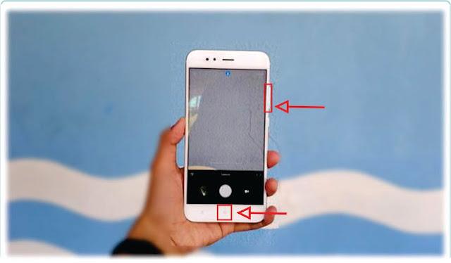 3 Cara Mudah Screenshot Layar HP Xiaomi ( Terbaru )