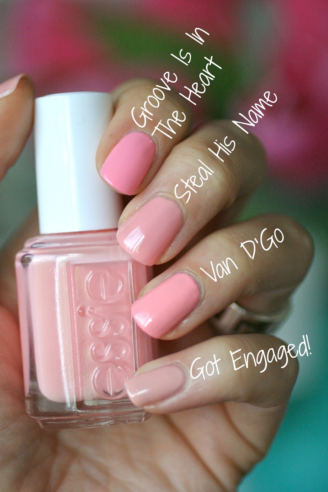 Essie Bridal 2016 - Mrs. Always Right Collection Review ...