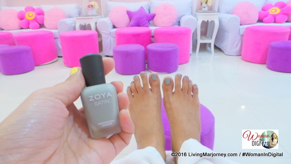 Posh Nails Foot Scrub