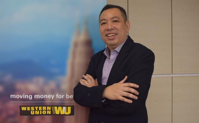 Steven Wong Weng Leong, Regional Director, Malaysia & Brunei, Western Union