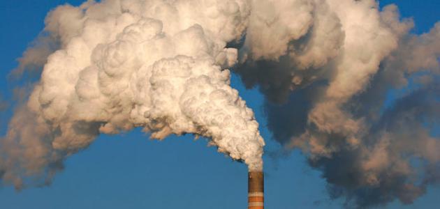 تلوث الهواء