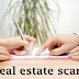 Some tips on real estate scams - Dc Fawcett