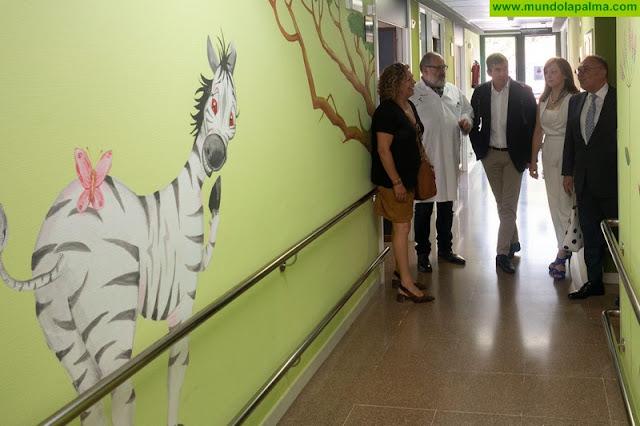 El Hospital General de La Palma renovará su equipamiento quirúrgico
