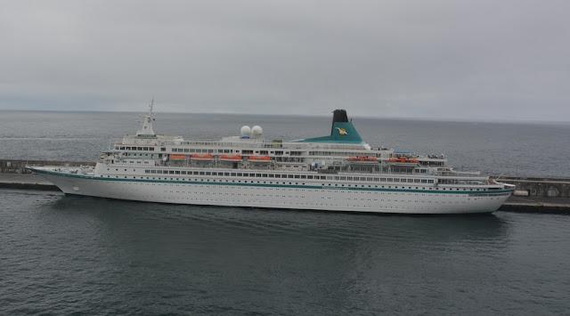 Ponta Delgada cruise