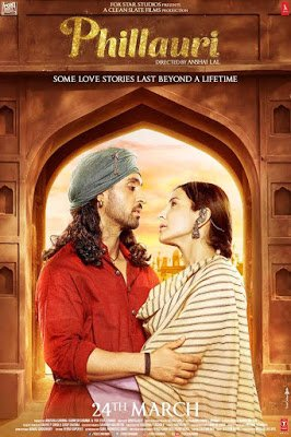 Download Phillauri(2017) Anushka sharma Full Movie in HD Blu-Ray
