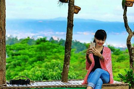 Destinasi Wisata Lampung Spot Pre-Wedding di Desa Muncak Tirtayasa Pesawaran