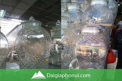 Bình Ngâm Rượu Trung Quốc Giá Rẻ - Kim Cương - Dai Gia Pho Nui