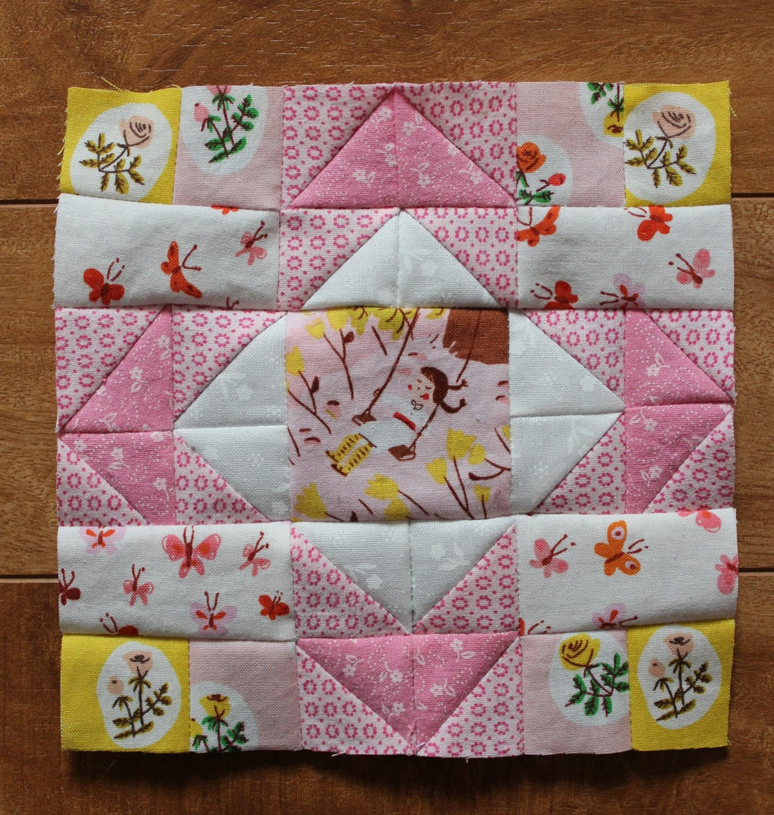 Quilt Patterns Using 6 Inch Squares : Canada Goose Quilt Using 5 Inch Squares