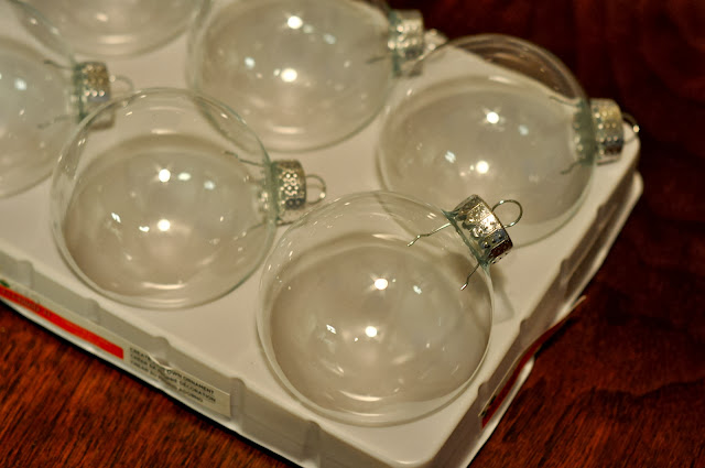 Glass Ornaments | Taste As You Go