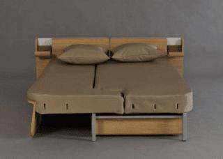 furniture untuk rumah kecil, tempat tidur