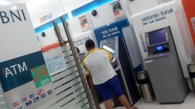 Cara Mengurus ATM Yang Hilang