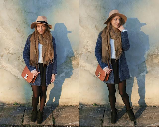 Outfit of the day with DRESSLILY | Strój dnia z dodatkami DRESSLILY