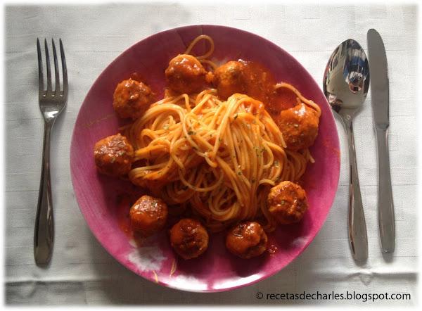 Receta del día: espaguetis 'morrofino'
