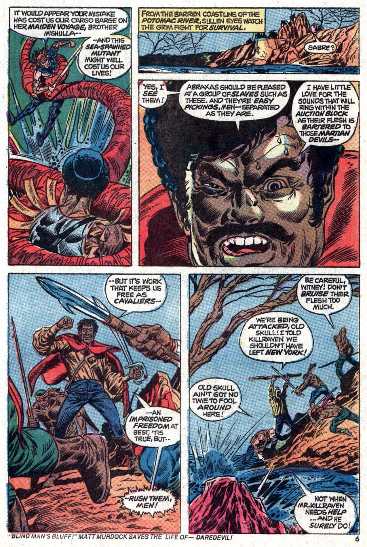 Read online Amazing Adventures (1970) comic -  Issue #22 - 7