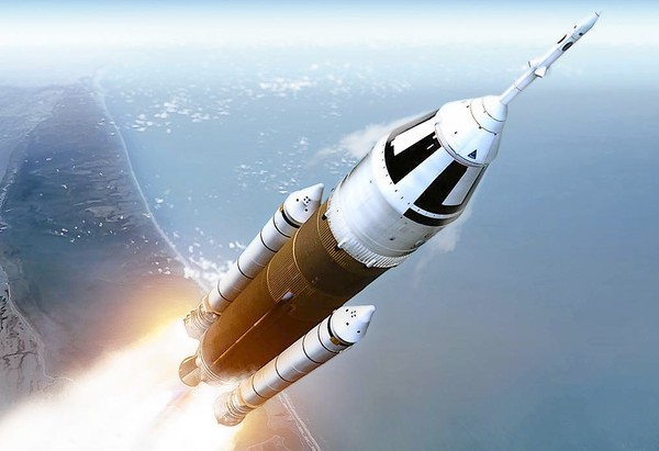 modern rockets nasa - photo #15
