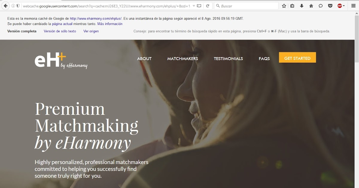 Future of online dating industry eharmony