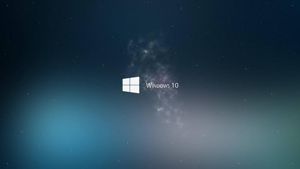 Windows Customs: Windows 10 Galaxy