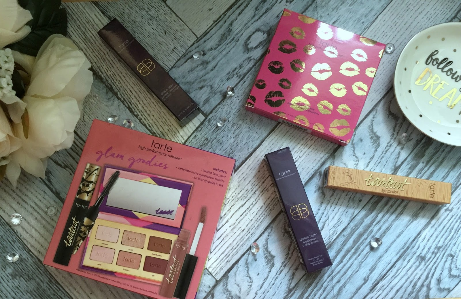 my first tarte haul