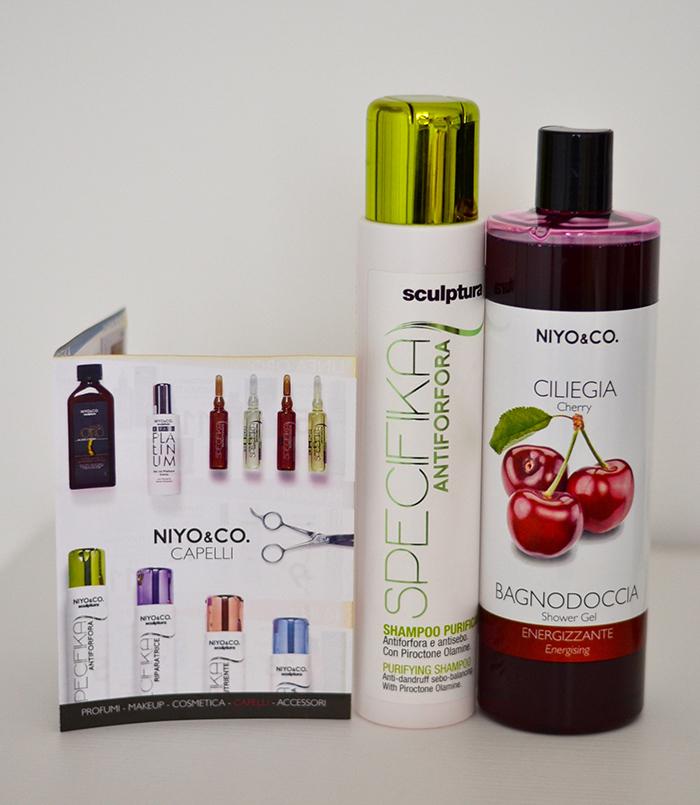 prodotti capelli niyo and co
