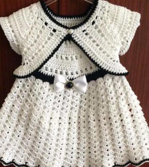 Butterfly Crochet Bolero - Free Pattern