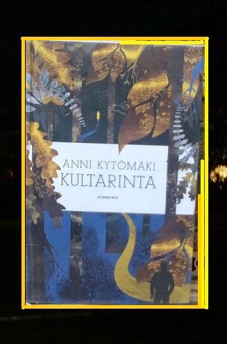 Kultarinta Anni Kytömäki