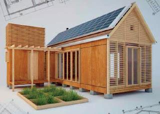 Manual de autoconstrucción de vivienda con madera