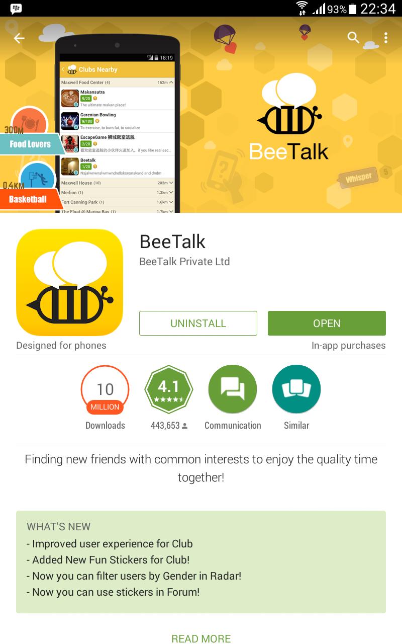 Aplikasi Chatting WeChat VS BeeTalk  Mana Yang lebih Unggul
