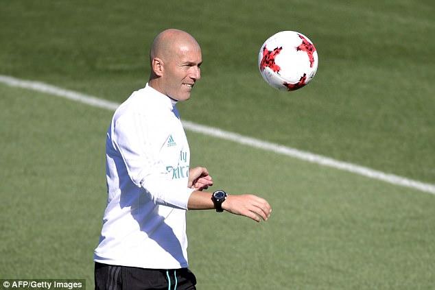 Real Madrid vui hết nấc trước đại chiến với Barcelona 3