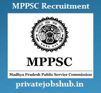MPPSC Recruitment
