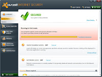 Avast! Internet Security - screenshot