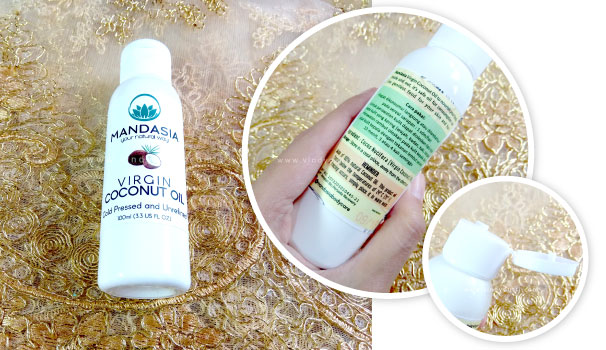 Virgin Coconut Oil Mandasia