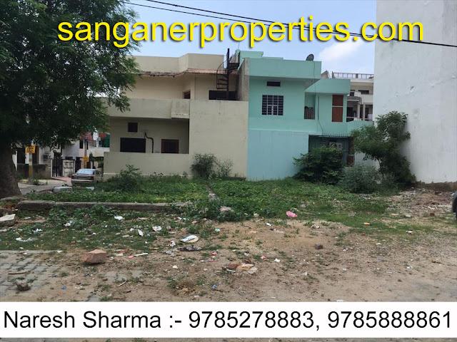 Residential Plot  In Sanganer