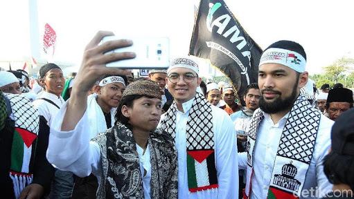 BNPT Kaitkan Aksi Bela Palestina dengan Terorisme
