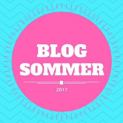 Blogsommer 2017- SEI DABEI