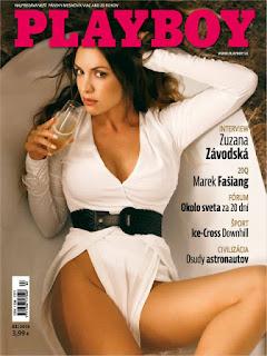 Playboy Eslovaquia – Febrero 2019